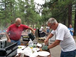 High Sierra Campout & Kokanee Freshwater Fishing Tournament